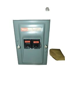 Fpe Federal Pacific Circuit Breaker 2pole Box new 15 Amp 30 Amp Breakers