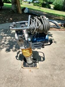 Packer Brothers Electric Compactor Tamp Tamper Jumping Jack Packer