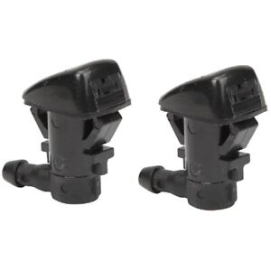 20x 2pcs Windshield Washer Nozzle Spray Jet Kit For Jeep Grand Cherokee 20 K7n5