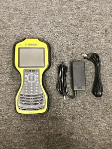 Trimble Tsc3 Data Collector Gps Gnss Robotic Total Station Survey Construction