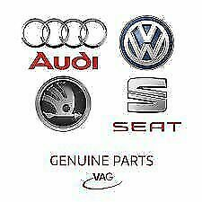 New Genuine Vw Golf Mk5 2004 2009 Rear Bumper Black Tow Bar Cover With Fixing