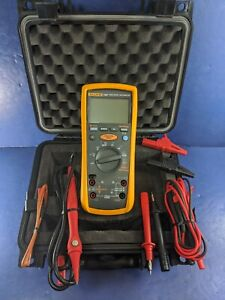 Fluke 1587 Insulation Multimeter Screen Protector Excellent Case Accessories