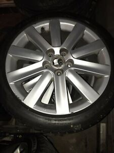 2007 2008 2009 Mazdaspeed 3 18x7 Rare Wheels With Tires Set Of 4