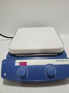 Ika C mag Hs 10 Hot Plate Digital Magnetic Stirrer