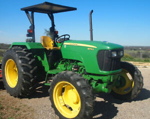 2012 John Deere 5075e 4wd mfwd Lowest Price Guarantee No Def Emissions