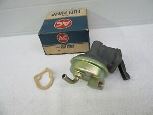 Nos 1966 Chevrolet Impala Chevelle 396 375 427 425 Fuel Pump Gm 6416458 Dp