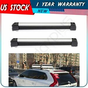 Ramp King Roof Rack Fits Mount Fishing Rod 4 Ski2 Snowboard Carrier Holder W Key