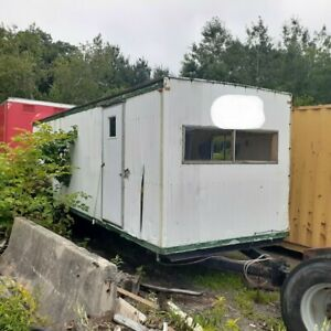 8 X 28 Office Trailer