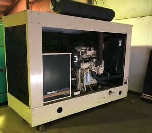Kohler 180 Kw Natural Gas Generator Set W 1350 Hours