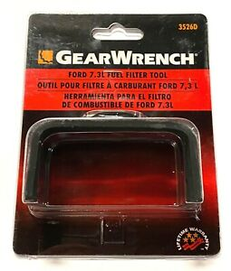 Gearwrench 7 3l Fuel Filter Tool 3526d