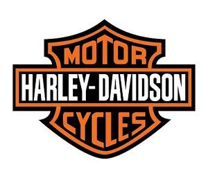 Harley davidson Shield 2 Pack Vinyl Decal Sticker You Choose Size Free Shipping