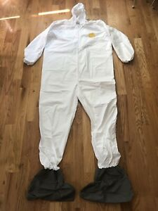 Protective Suit Multigard Coveralls Lot Of 6 Size 3x