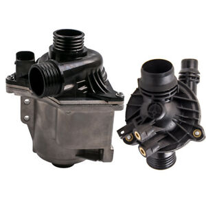 Engine Water Pump Electric Thermostat Assembly For Bmw A2c607 32426 49476