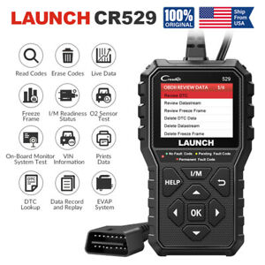 New Launch Universal Obd2 Scanner Engine Fault Reader Read Clear Codes Ms309