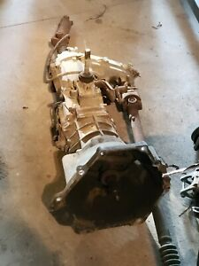 Ax5 Transmission With Np231j Transfer Case