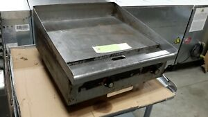 Used 24 Star Countertop Electric Griddle