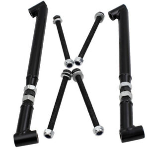 Rear Lower Control Arms For Chevrolet Chevelle 1968 72 Suspension Trailing Kits