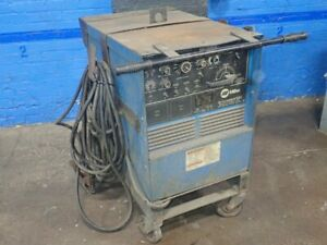 Millet Syncrowave 250 Arc Welding Power Supply 200a 07200010007