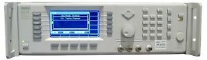 Anritsu Wiltron 69347b Synthesized Signal Generator 10mhz 20ghz opt 1 9k 11