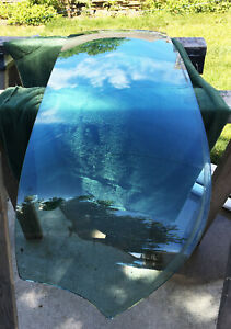 1955 Oldsmobile 88 Rear Back Window Glass Tinted
