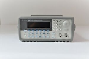 Agilent Keysight 33250a 80mhz Function Arbitrary Waveform Generator W Warranty