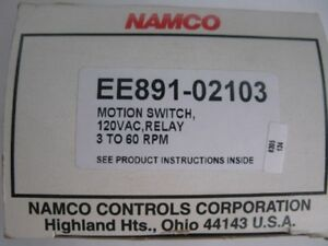 Namco Ee891 02103 Motion Detection Module Switch New