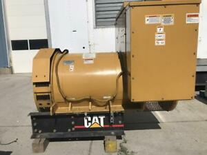 Cat Sr4b Generator End Takeoff Of 3512 Cat Engine Year 2001 1500 Kw 550 Hours