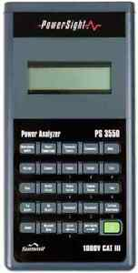 Summit Technology Ps3550 Power And Energy Analyzer