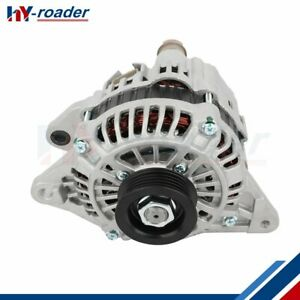 Alternator For 13840 Mitsubishi Eclipse 2 4l 2000 2001 2002 2003 2001 2005 12v