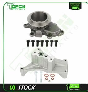 For 99 5 03 Ford 7 3l Powerstroke Diesel Turbo Pedestal bolts Exhaust Housing