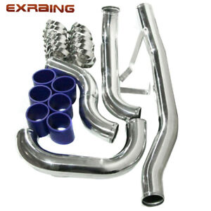 Fit 95 99 Mitsubishi Eclipse Gsx Gst Only Fmic 4g63 Dsm Intercooler Piping Kit