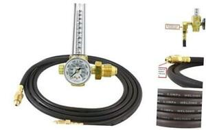 Victor Flowmeter Regulator For Argon Argon co2 And Helium For Tig And Mig Weld