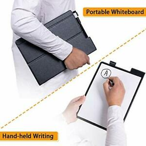 Small A4 Dry Erase White Board Office Desktop Whiteboard 8 12 Portable Stand