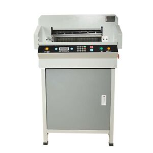 480mm Automatic Electric Paper Cutter 19 Paper Cutting Machine Heavy Duty