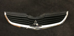 07 08 Mitsubishi Galant 3 8l Ralliart Upper Front Grille Lower Chrome Trim