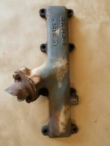 1961 Thunderbird 390 Drivers Side Exhaust Manifold C1se 9431 B