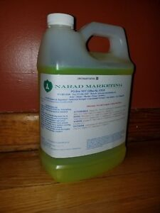 Narad All Purpose Concentrated Cleaner Degreaser 50 X 5 Gallon Pails