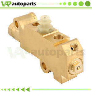 Gm Proportioning Prop Valve For Disc Drum Pv 2 Brass