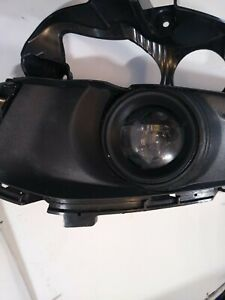 Oem 2015 2017 Ford Mustang Gt Fog Light Ld With Mount Bezel Genuine Oem Fr3b