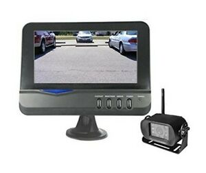 Top Dawg MS-901 Commercial Heavy Duty Wireless Rear View Camera $184.92