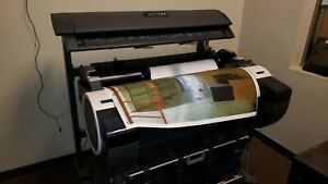 Canon Imageprograf Ipf785 36 Wide Format Printer no scanner