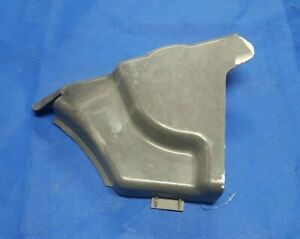 Porsche 914 2 0 Le Headlight Motor Cover 1974 Rare Gray Color Left Side