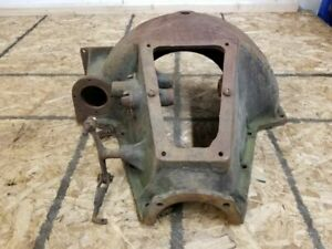 1916 27 Ford Model T Hog Head Transmission Cover With Starter Hole