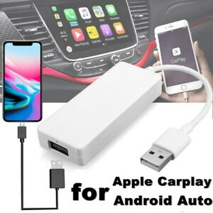 Usb Carplay Dongle Adapter For Android Ios Mirror Autolink Car Navigation Music