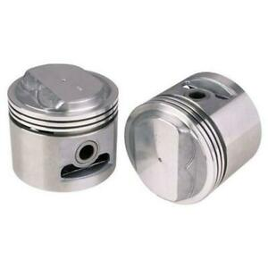 1959 1966 Buick 401 Nailhead Pistons 030 Os Replacement aluminum