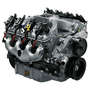 Chevrolet Performance 19301359 Ls376 515 Ls Crate Engine 533 Hp