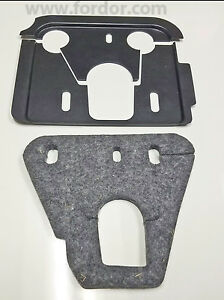 1928 1929 1930 1931 Model A Ford Pedal Plates Trim Coupe Sedan Pickup Roadster
