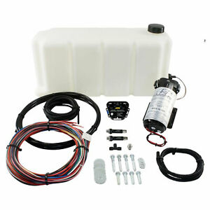 Aem 30 3351 V2 5 gallon Water methanol Injection Kit With Multi input Controller