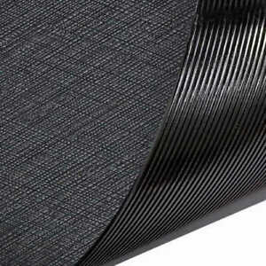 Es Robbins Designer Chair Mat 35 X 47 With Charcoal Pattern