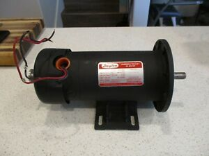 Dayton Permanent Magnet Electric Motor 2m168 Never Used From Estate